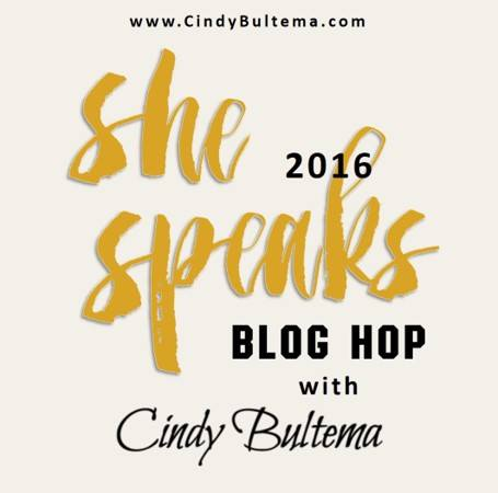 SheSpeaksbloghopicon
